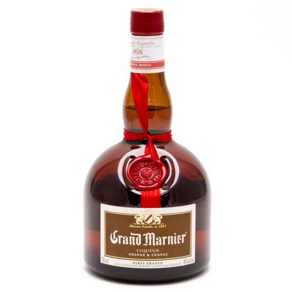 Grand Marnier Cognac 750ml Beer Wine And Liquor