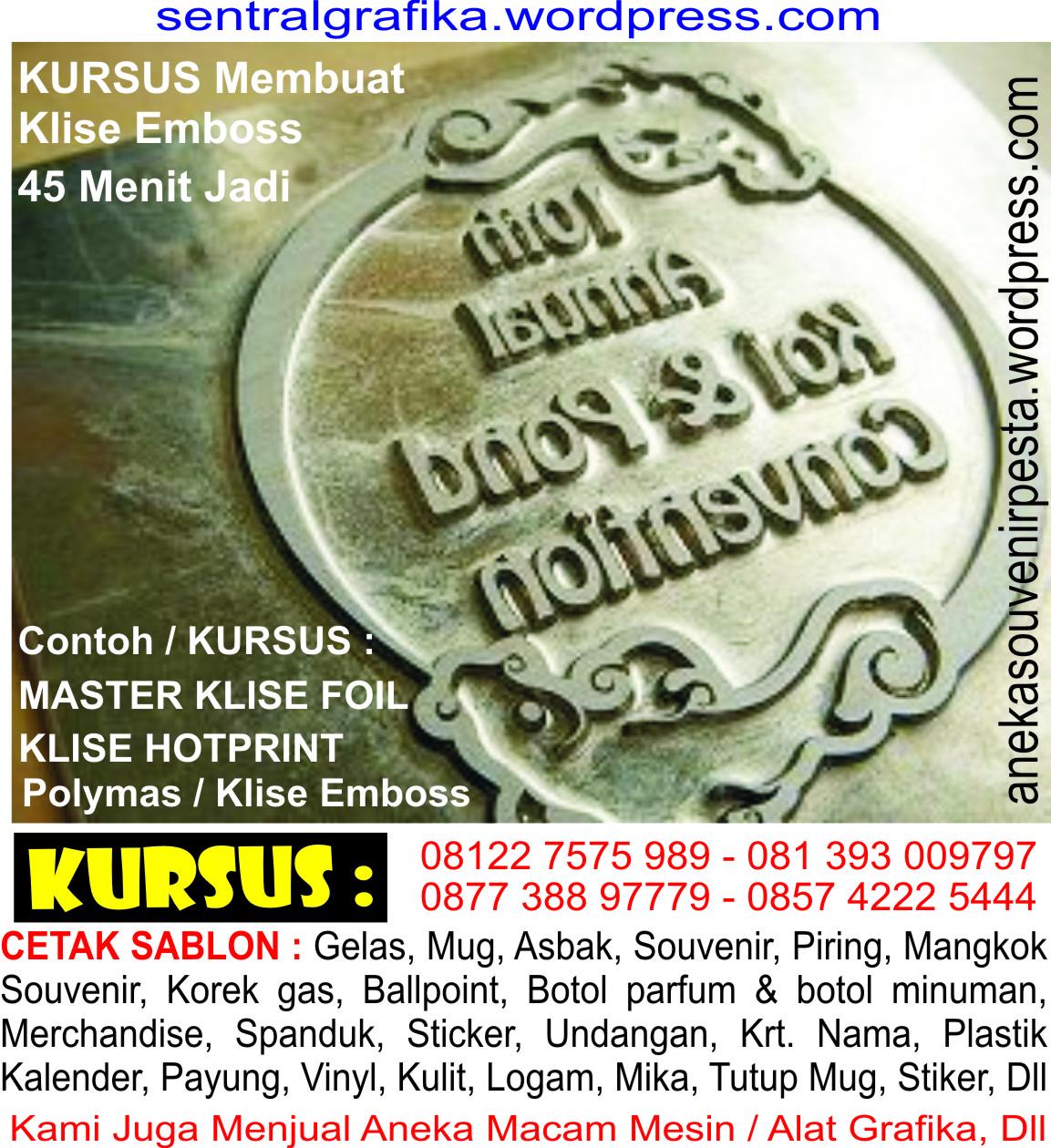 KURSUS  kompaskoranwordpresscom   Cetak Offset