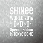 SHINee WORLD2016 DDD Special Edition初回限定盤の価格