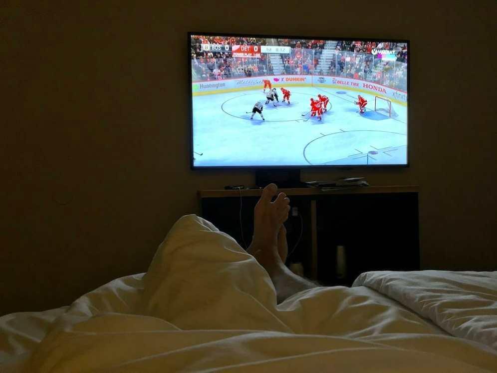 NHL-näkyi suorana!