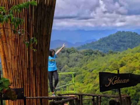 wisata alam puncak bogor kota bogor jawa barat 7 Tempat Wisata Di Leuwiliang Bogor Terbaru Ngehits Kekinian