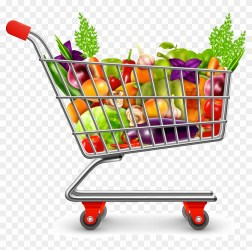 Icon Supermarket Cart Transprent Png Free Full Shopping Cart Transparent Background Clipart #1634687 PikPng