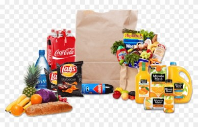 Grocery Transparent Images Png Departmental Store Items Png Clipart #2037263 PikPng