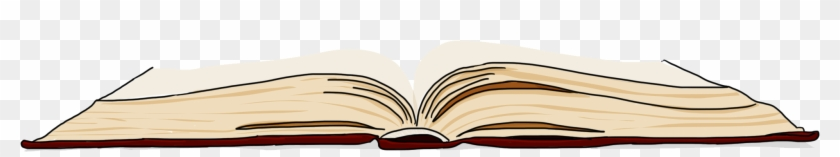 Book Transparent Draw Open Book Drawing Transparent Clipart #2071911 PikPng