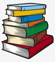 Book Stack Of Books Clip Art Transparent Png Pile Of Books Clipart #2676133 PikPng