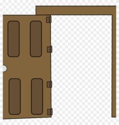 Open Door Clipart Frog Clipart Hatenylo Open Door Clipart Transparent Png Download #2874654 PikPng