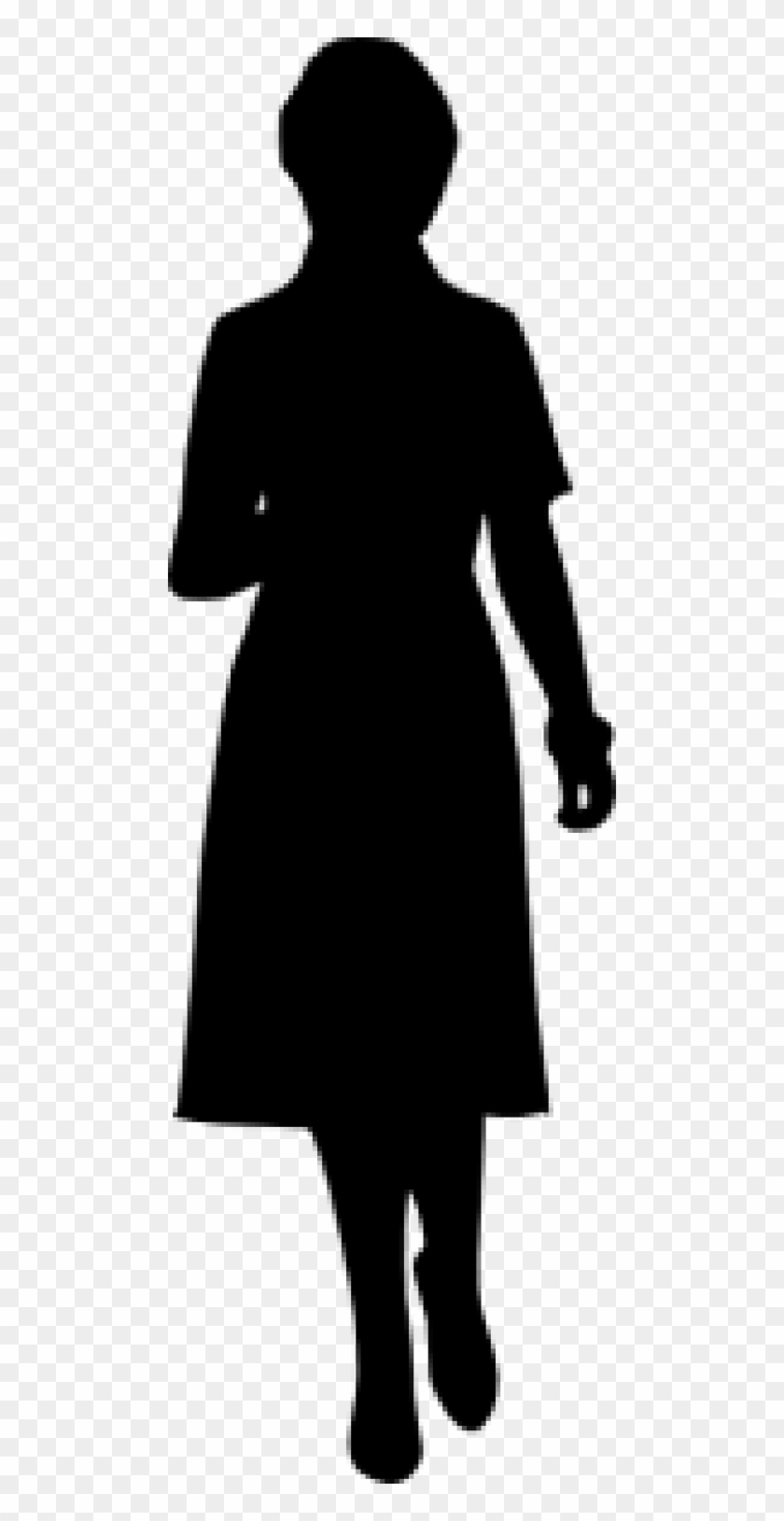 Silhouette Transparent Background : silhouette, transparent, background, Woman, Silhouette, Transparent, Background, Clipart, (#483201), PikPng