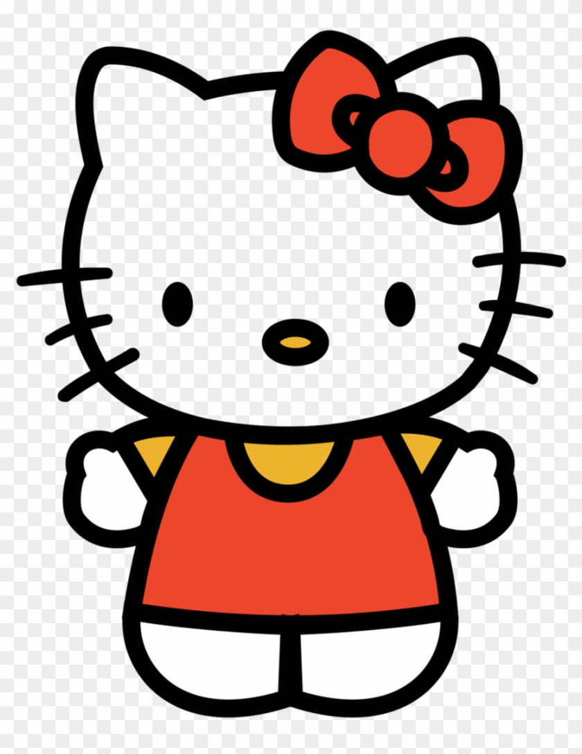 Hello Kitty Png : hello, kitty, Hello, Kitty, Clipart, Dress, Download, (#504030), PikPng