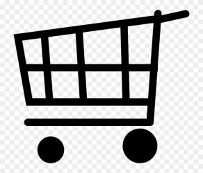 Shopping Cart Icon Transparent Background Shopping Icon Transparent Background Clipart #5577914 PikPng