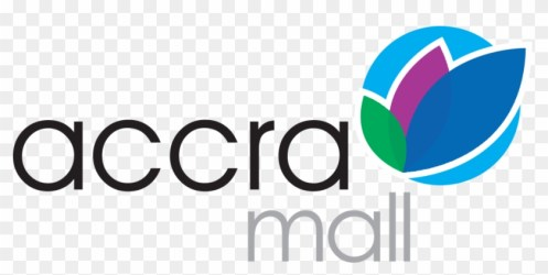 Ghana s First A grade Shopping Centre Was Completed Shopping Mall Logo Png Clipart #5780359 PikPng