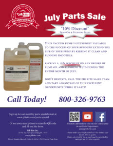 Vacuum Pump Fluids Flyer