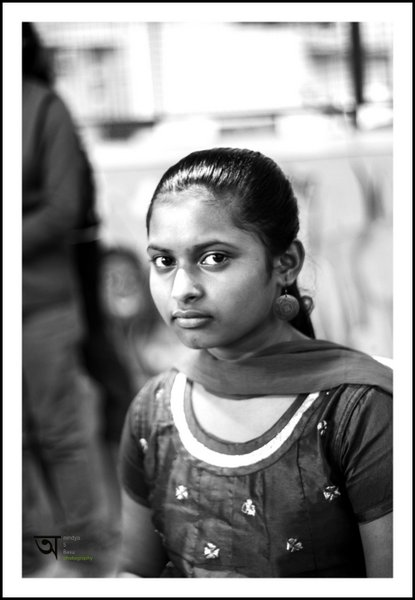Portrait for Help-Portrait Kolkata 2013 - 3