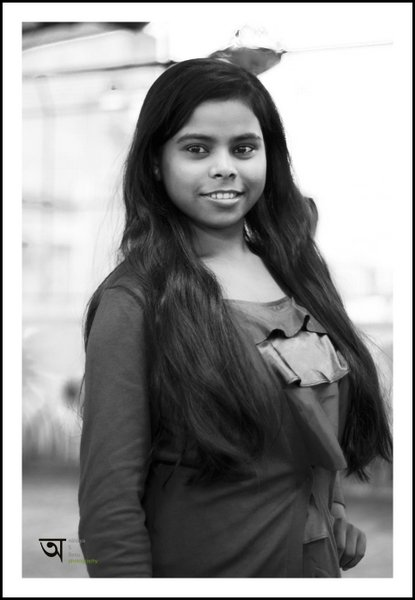 Portrait for Help-Portrait Kolkata 2013 - 2