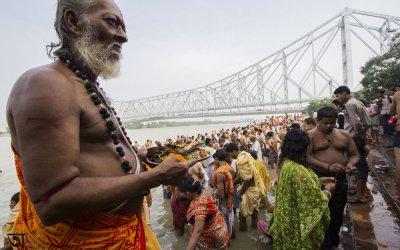 Mahalaya – The beginning of the festivities