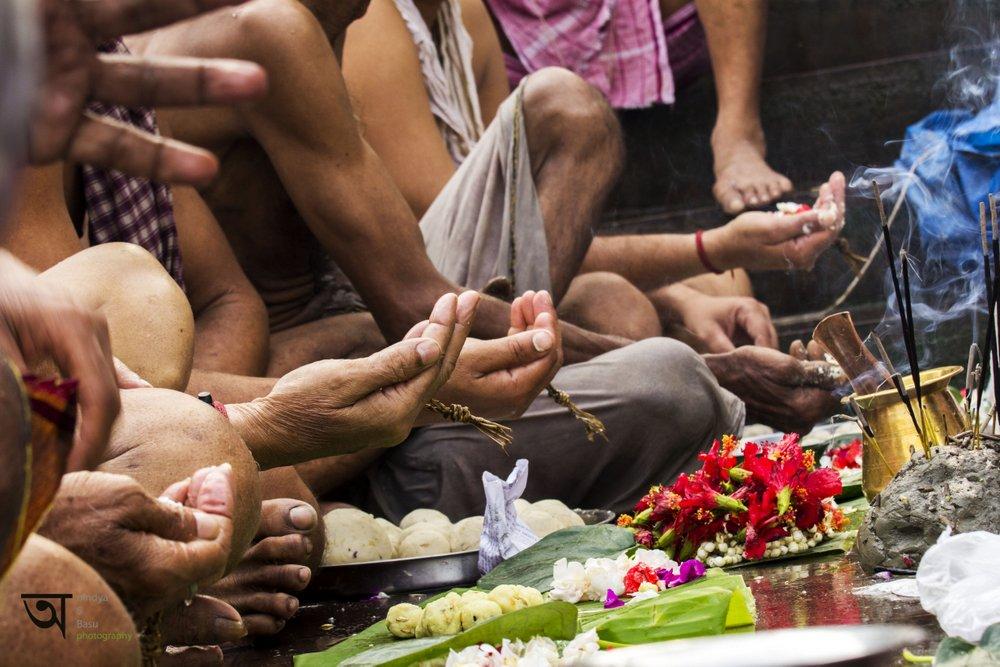 Mahalaya 2014 Kolkata offerings