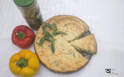 Fabulous Feta Cheese Pie – A surprise on a Sunday evening