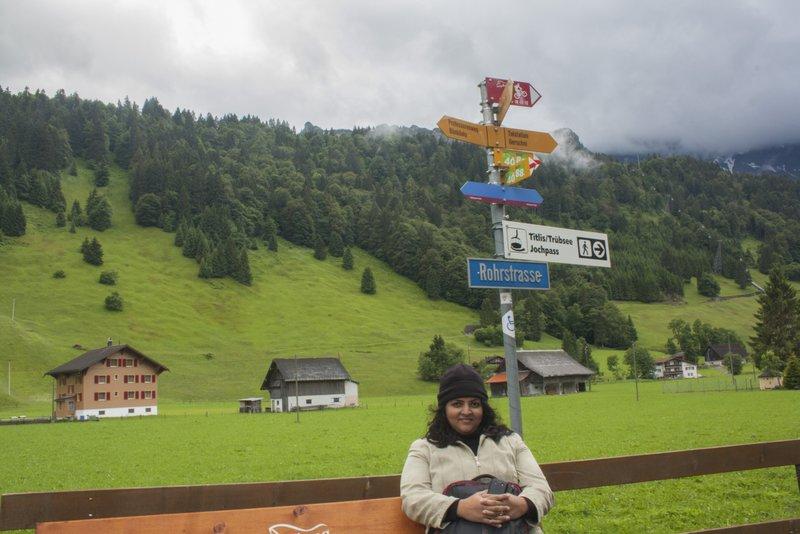 Engelberg Switzerland Town 9