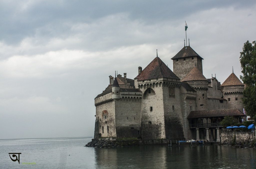 Exploring an enigmatic matured lady by Lake Geneva – Montreux