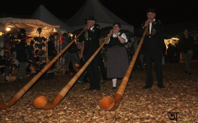 The yodeling festival of Interlaken – we were lucky