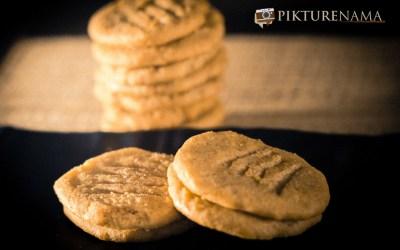 Peanut butter cookies – Tugga the baker .