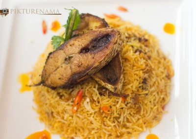 Taj Gateway Kolkata Ilish Festival by pikturenama ilish Pulao