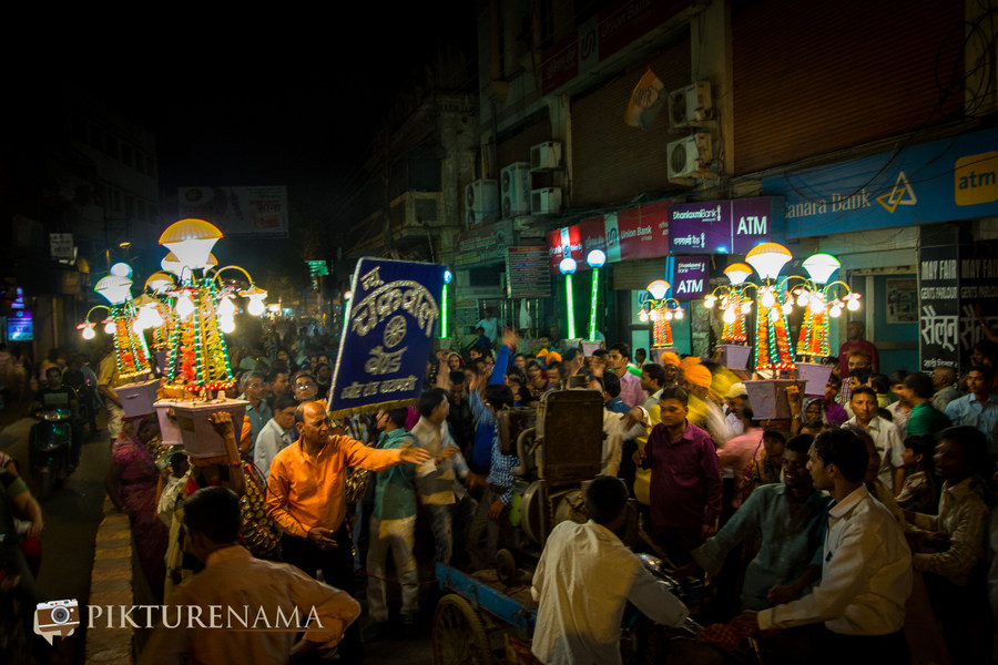 Lets start the Varanasi Wedding by Pikturenama