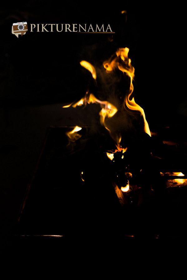 Fire by pikturenama 3