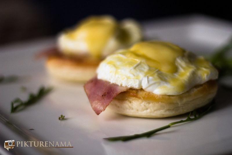 ITC Sonar Kolkata eggs benedict