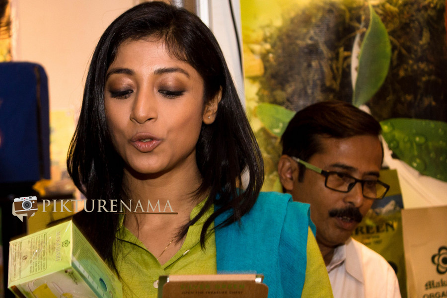 The Lalit Great Eastern Tea treasures actress Paoli Dam