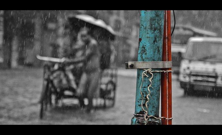 rainfalls by pikturenama