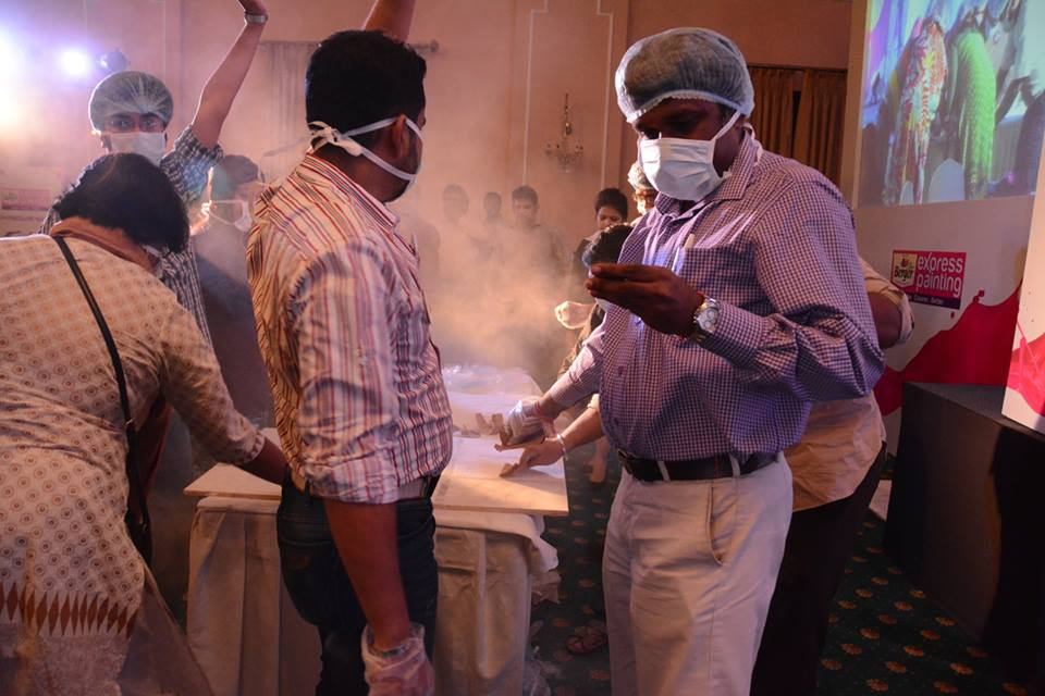 Berger Paints present Indiblogger Kolkata meet 7
