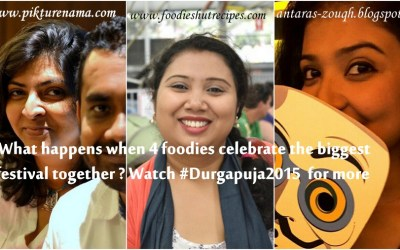 Durga Puja 2015 – The sponsors are here . Guest post by Antara