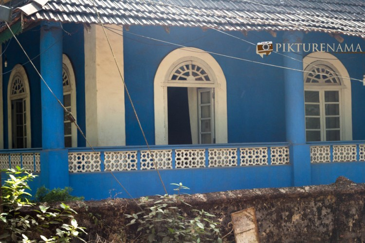 Goa Blue House 13