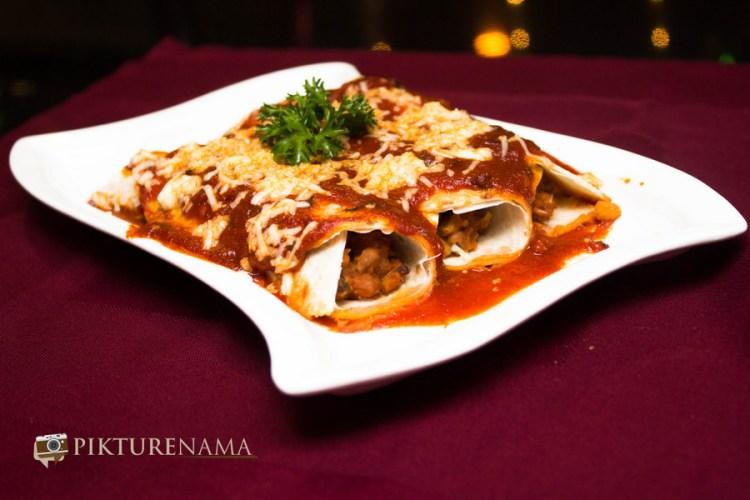 Enchiladas in Mexo_Italiana_food_by_Casa_KitchenMexo Italiana food by Casa Kitchen
