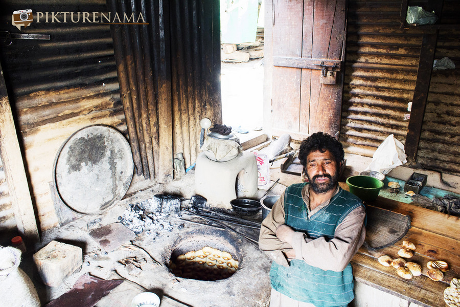 Kashmir home bakery the time in between