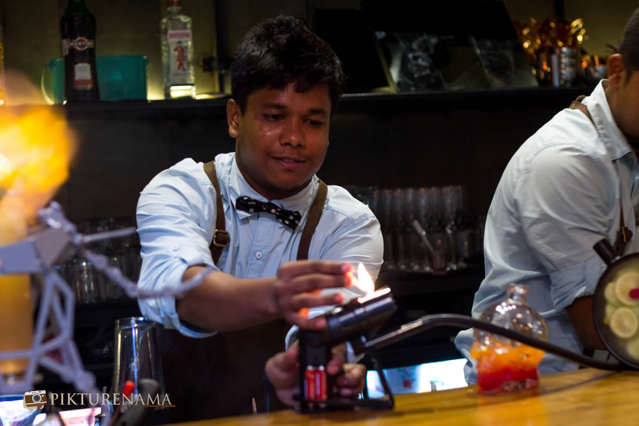 Bodega Cantina Y Bar the bar