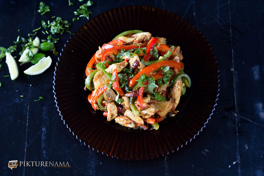chicken Jhal Farezi from Cooking up Culinary adventures
