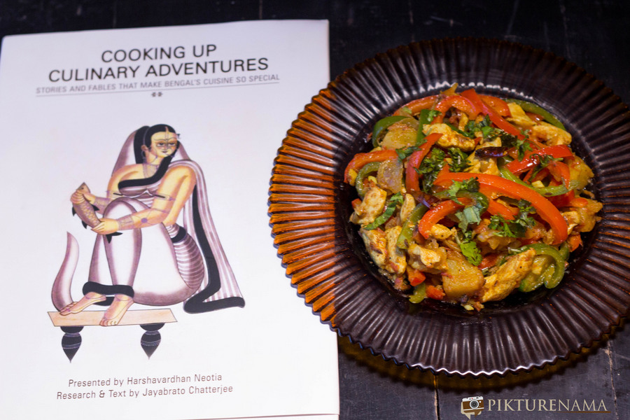 Cooking up Culinary adventures book review