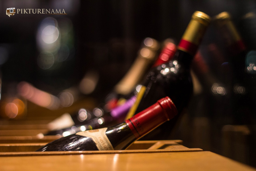 wine Pan Asian ITC Sonar Kolkata