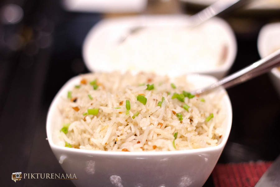 Pan Asian ITC Sonar Kolkata fried rice