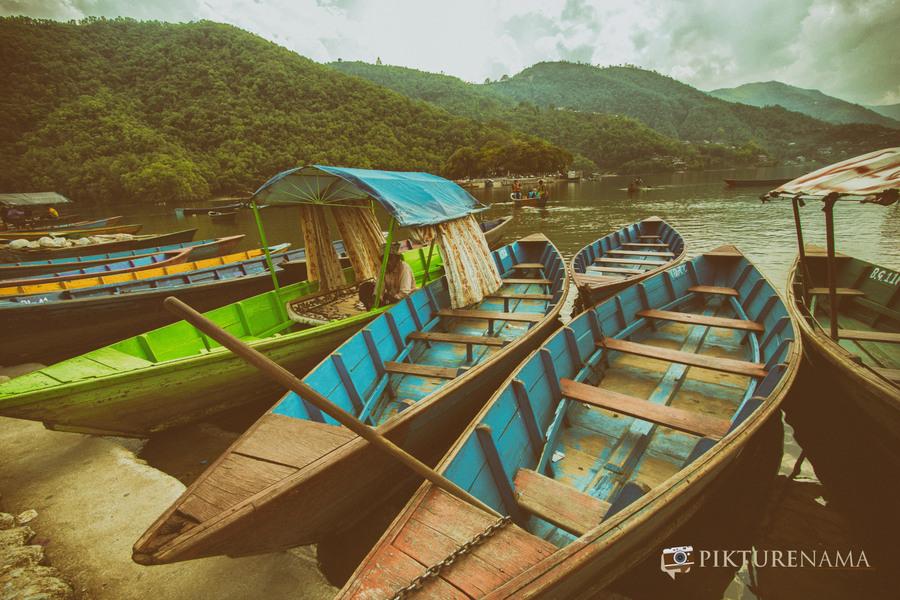 Phewa Lake Pokhara boat ride - 16