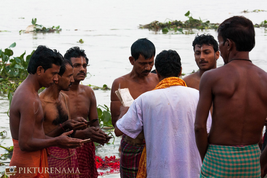 Durga Pujo Mahalaya