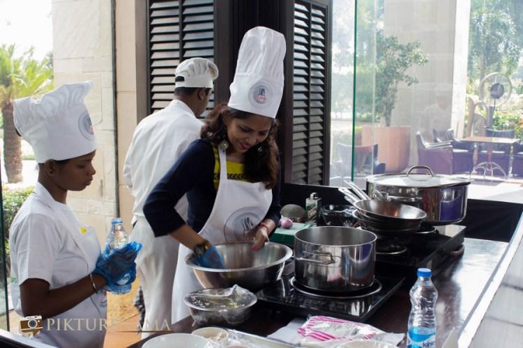 9 Hyatt Regency Kolkata culinary challenge