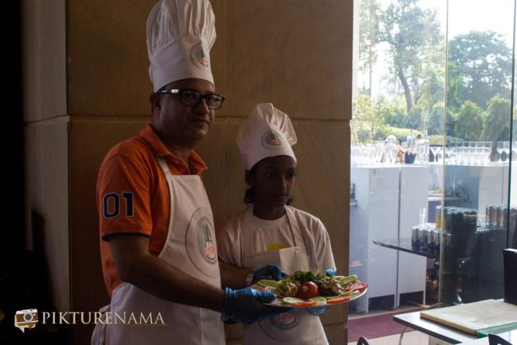 28 Hyatt Regency Kolkata culinary challenge