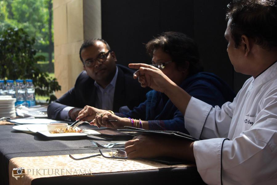 32 Hyatt Regency Kolkata culinary challenge