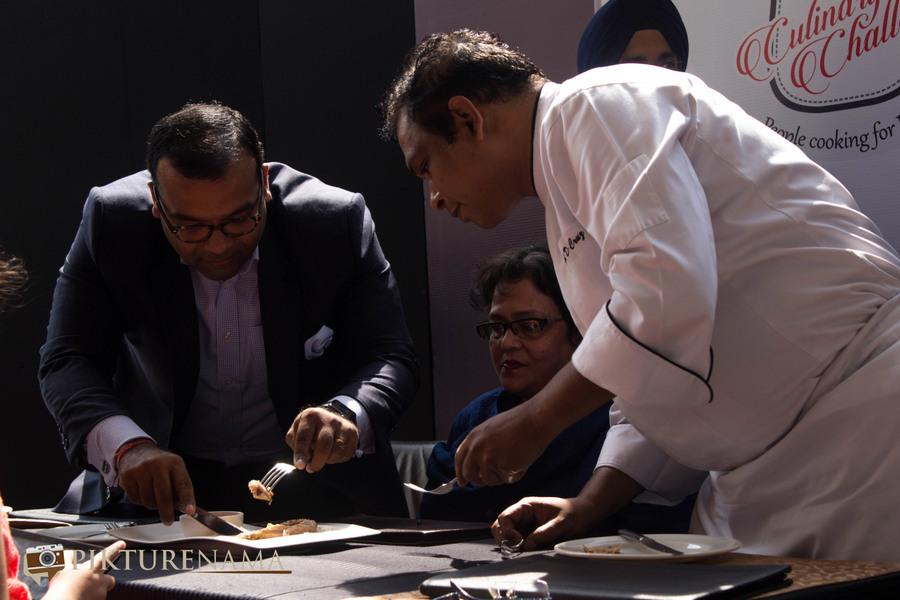 33 Hyatt Regency Kolkata culinary challenge