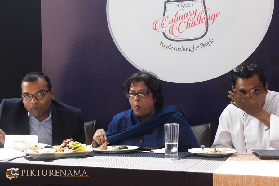 35 Hyatt Regency Kolkata culinary challenge