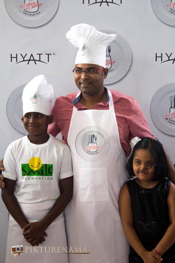 5 Hyatt Regency Kolkata culinary challenge