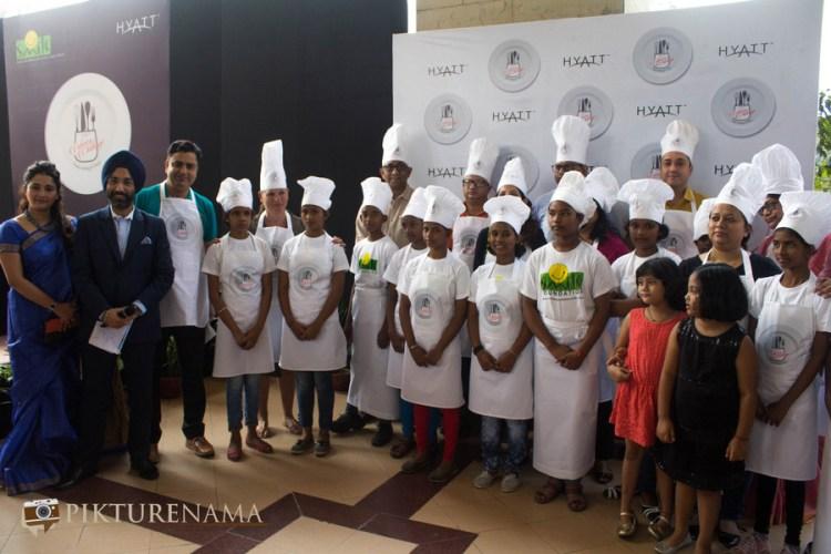 6 Hyatt Regency Kolkata culinary challenge