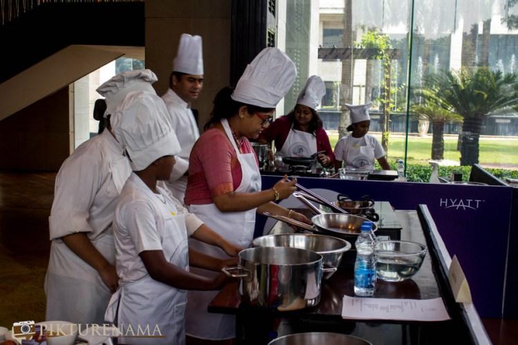 8 Hyatt Regency Kolkata culinary challenge